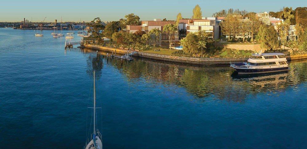 Harbourfront, Balmain